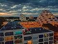 Coucher de soleil sur La Grande-Motte.jpg