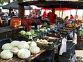 Country fair, vegetable stall, Martirok Square, 2016 Bonyhad.jpg