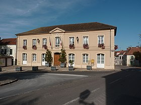 Mairie de Coupvray.