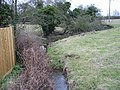 Course of small stream near Stanford - geograph.org.uk - 643555.jpg