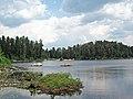 Crab Lake (Ontario, Canada) 9 (32775107697).jpg