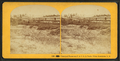 Crawford House and P. & O.R.R. Train, White Mountains, N.H, from Robert N. Dennis collection of stereoscopic views.png