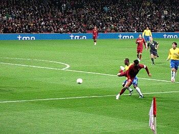 Cristiano Ronaldo Portugal vs Brazil