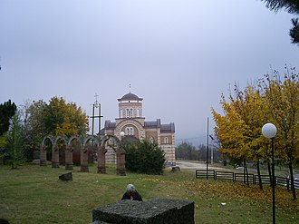 Tanasko Rajić - Serbian Orthodox Church in Ljubić.
