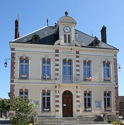 Comment aller à Crouy-sur-Ourcq en transport en commun - A propos de cet endroit