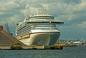 Crown Princess (ship) - Image: Crown princess