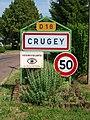 Crugey-FR-21-panneau d'agglomération-01.jpg