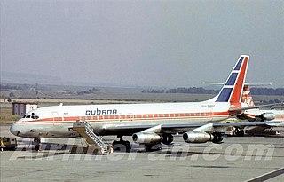 Cubana de Aviación Flight 455 1976 airliner bombing of a Cubana passenger flight
