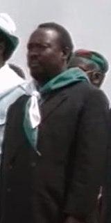 Cyprien Ntaryamira 5th President of Burundi