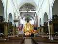 Czerwińsk nad Wisłą - Kościół Zwiastowania NMP - wnętrze.jpg