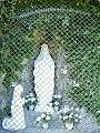 Dédestapolcsány - Mária-szobor (2017) felirattal.jpg