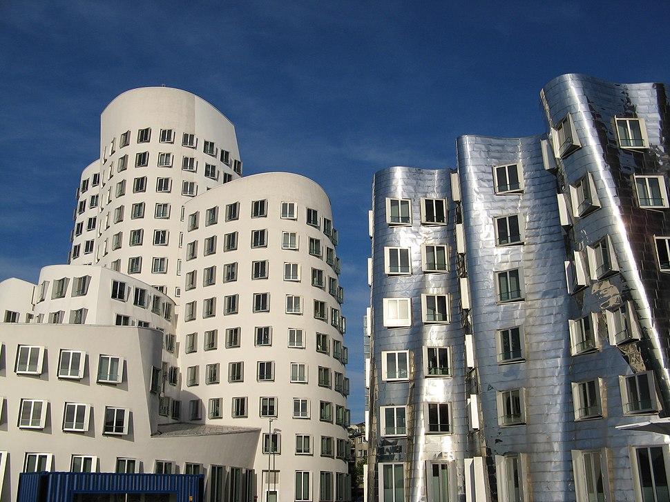 D%C3%BCsseldorf, Medienhafen