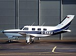 D-EKEU Piper Malibu Mirage 46 (32854804822).jpg