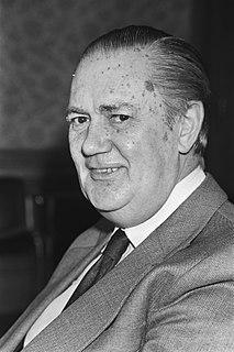 Henk Zeevalking Dutch politician