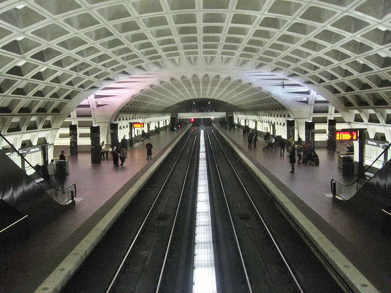 File:DC Metro - L'enfant Station.jpg