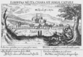 DMeissner - Thesaurus Philopoliticus - Ansicht Schloss Wolkersdorf - 1625.PNG