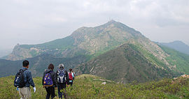 Dahei Mountain 1, Dalian, China.jpg