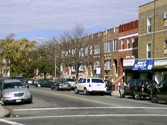 Gravesend, Brooklyn - Dahill Road and Kings Highway