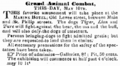 Daily Picayune New Orleans Dog Bull Fight 1840-05-10.png