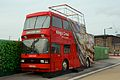 Daimler bus, GHM 800N, advertising King's Cross.jpg
