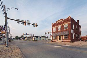 Dale, Indiana - Image: Dale, Indiana