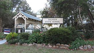 Dalveen, Queensland - Dalveen State School, 2015