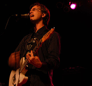 Dan Wilson (musician) American singer, songwriter and musician