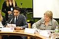 Danmarks minister for likestilling og nordisk samarbeid og sjefen for UN Women under et nordisk side-event i FN under FNs kvinnekommisjons sesjon (CSW56).jpg