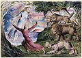 Dante Running from the Three Beasts Blake.jpg