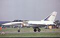Dassault Rafale A A01 Prototype, Farnborough UK, September 1988. (5589323401).jpg