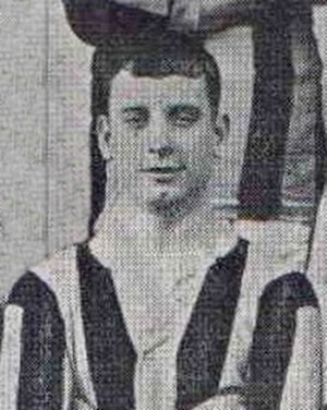 Davie Maher - Maher while at Brentford 1902
