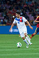 David Pizarro - Spain vs. Chile, 10th September 2013.jpg