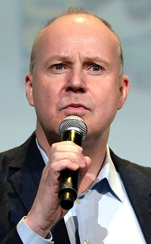David Yates - Yates at the 2016 San Diego Comic-Con International.