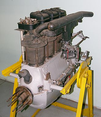 De Havilland Gipsy - Gipsy II