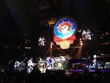 e36955707e75 Tour dates edit . Dead   Company at Madison Square Garden ...