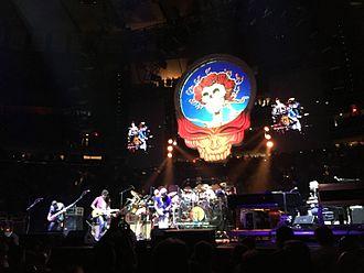 Reunions of the Grateful Dead - Image: Dead & Company 1 Nov 2015, New York, New York