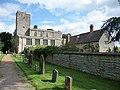 Deerhurst Church and Priory Farm - geograph.org.uk - 1732942.jpg
