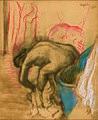 Degas - Mulher Enxugando a Perna Esquerda.jpg