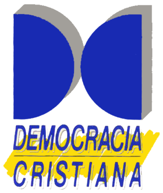 People's Democratic Party (Spain) - Logo between 1988 and 1989.