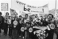 Demonstratie in Eindhoven tegen sluiting aantal bedrijven bij Philips Maastrich, Bestanddeelnr 930-6863.jpg