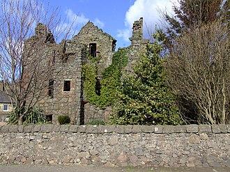 Newburgh, Fife - Denmylne Castle