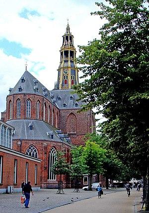 Der Aa-kerk - Image: Der Aa kerk Groningen