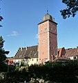 Der Klingentorturm war ein Gefängnis und wird heute als Jugendherberge genutzt. - panoramio.jpg