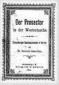 Der Prosector in der Westentasche - Titelblatt.jpg