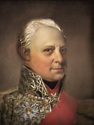 Bernhard Erasmus von Deroy - Bernhard Erasmus von Deroy