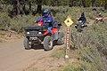 Deschutes National Forest Recreation OHV trail riding (36202026131).jpg