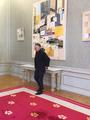 Detlef Waschkau im Schuylenburch Haus, Den Haag, 2019.png