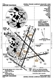 Logan International Airport Map Logan International Airport   Wikipedia Logan International Airport Map