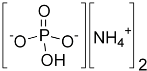 Diammonium phosphate - Image: Diammonium phosphate