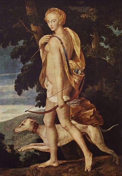 Diane-Ec.Fontainebleau-Louvre